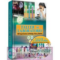 Taller De Laboratorio 1 Vol + 1 Dvd Interactivo Euromexico