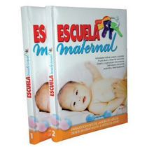 Escuela Maternal 2 Vols + 1 Cd Interactivo