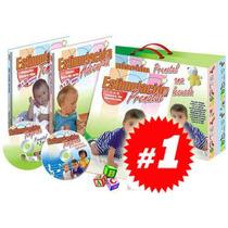 Estimulación Temprana 3 Vols + 1 Dvd + 1 Cd