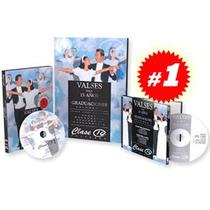 Valses Para Xv Años Y Graduaciones 1 E-book + 1 Dvd + 1 Cd