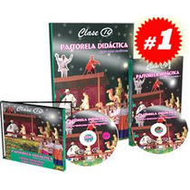 Pastorela Didáctica 1 Vol + 1 Dvd + 1 Cd