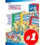 Concurse Y Diviértete Con Las Matematicas, 3 Vols + 1cd