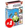 Multimedia Preescolar 10 Cd Roms