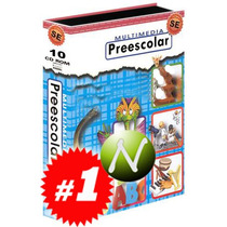 Multimedia Preescolar 10 Cd Roms