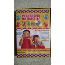 Planeacion Interactiva Preescolar Cds