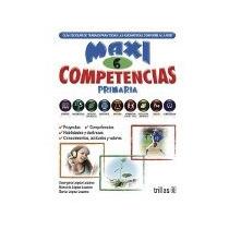 Libro Maxi Competencias Primaria 6