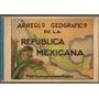 Libro Texto México Primaria 4o Año Geografía 1944