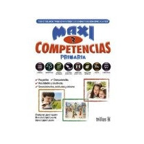 Libro Maxi Competencias Primaria 3