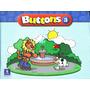 Buttons 3 Student Book - Barbara Hojel / Longman