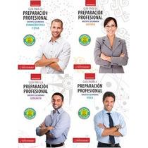 Guias Exam Permanencia Secundaria-paq 2 Guias Y Lista Asist.