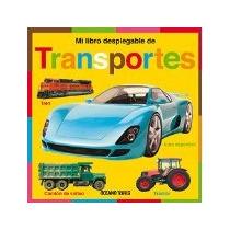 Libro Mi Libro Desplegable De Transportes