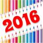 Kit Imprimible Etiquetas Escolares 100% Editables 2016
