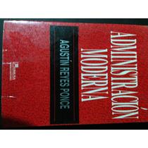 Vendo Admnistracion Moderna Ed. 1997