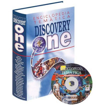 Enciclopedia Temática Discovery One 1 Vol + Cd