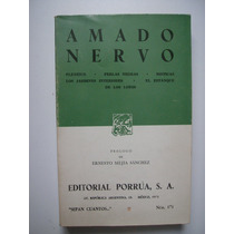 Plenitud Y Otros - Amado Nervo - 1975 - Maa