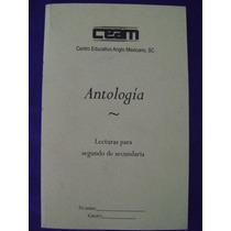 Antología (lecturas Segundo De Secundaria) - Alma I. Ayala