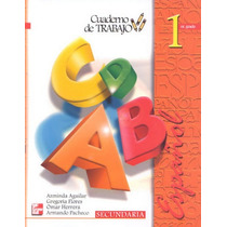 Español 1 Cuaderno De Trabajo Secundaria - Azminda Aguilar R