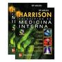 Longo Medicina Interna Harrison 2 Tomos +dvd