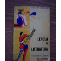 Lengua Y Literatura Tercer Curso-secundaria-idolina Moguel