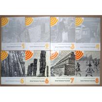 Libros De Texto Antiguos (temas Varios) Educ. Media Sup. Mn4