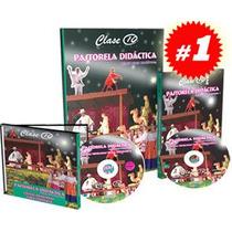 Pastorela Didáctica 1 Vol + 1 Dvd + 1 Cd