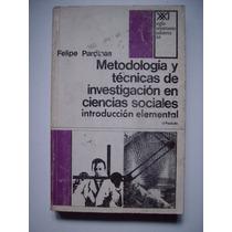 Metodología Y Técnicas De Investigación En C. Sociales - Maa