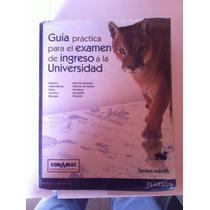 Guía Examen De Admision A La Universidade Libro Conamat Unam