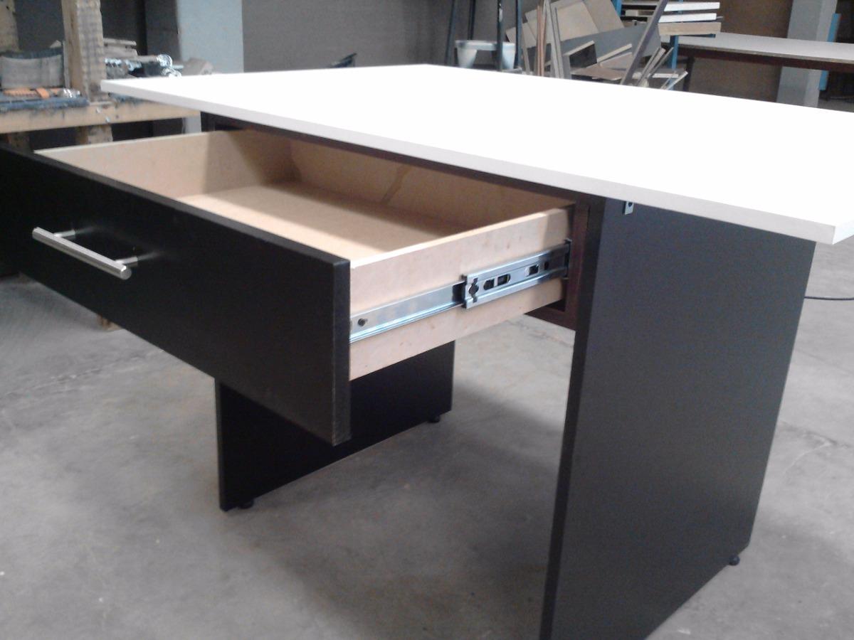 escritorios economicos con cajones somos fabricantes