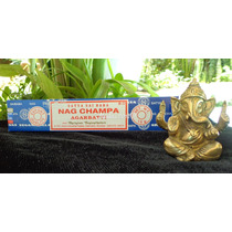 Incienso Indu Satya Nag Champa 12 Cajitas