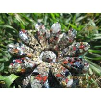 Flor Orgonita Armonizadora Para Proteger De Malas Vibracione