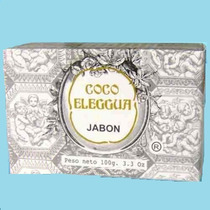 Jabón De Coco Eleggua / Quita Bloqueos Y Mala Suerte