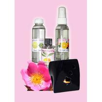 Kit De Aromaterapia: Esencias, Aceites, Fragancia, Sahumerio