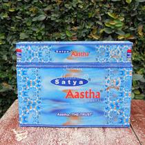12 Cajitas Incienso Indu Satya Aashta Indu Original