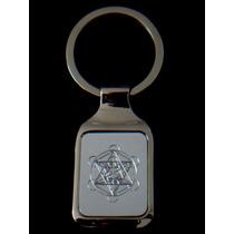 Llavero Cubo De Metatron Masoneria Arbol De La Vida