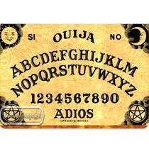 Tabla Ouija Hecha En Madera De Pino.