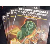 Grandes Enigmas:el Fasc.mundo De Lo Oculto.4 Tomos.pagos.vbf