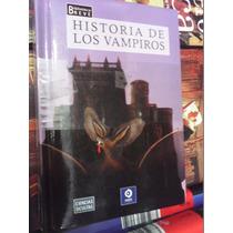 Historia De Los Vampiros Pasta Dura Envío Gratis