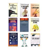 Coleccion De Libros Digitales Carlos Castañeda (esoterismo)