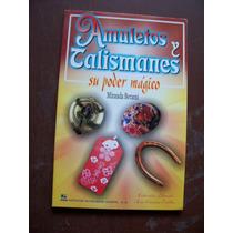 Amuletos Y Talismanes-su Poder Magico-miranda Berami-emu-mn4