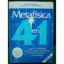 Conny Méndez, Metafísica 4 En 1, Vol. Ii.