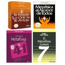 Pack De Audiolibros De Conny Mendez: Metafisica Mp3