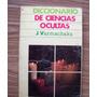 Ciencias Ocultas-diccionario-aut-j.vermachaca-edit-libro Mex
