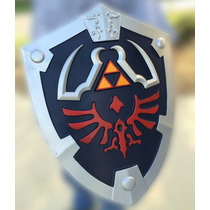 Escudo De Link De Legend Of Zelda Hylian Shield