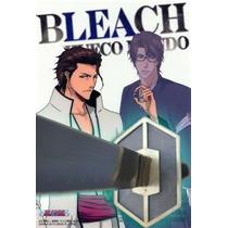 Espada Anime De Bleach Aizen Sosuke Kyoka Acero 440 C/base