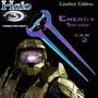 Espada De Halo 3 Generacion 2 Cuchillas De Acero Tornasol