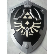 Escudo De Dark Link De Legend Of Zelda Hylian Shield