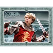 Espada De Peter Rhindon De Las Cronicas De Narnia Con Base