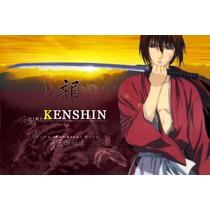 Katana Kenshin Rurouni Del Samurai X Con Base Y Envio Gratis