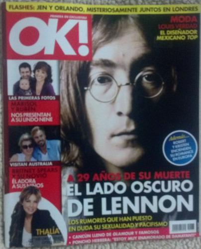 de john lennon en espanol:
