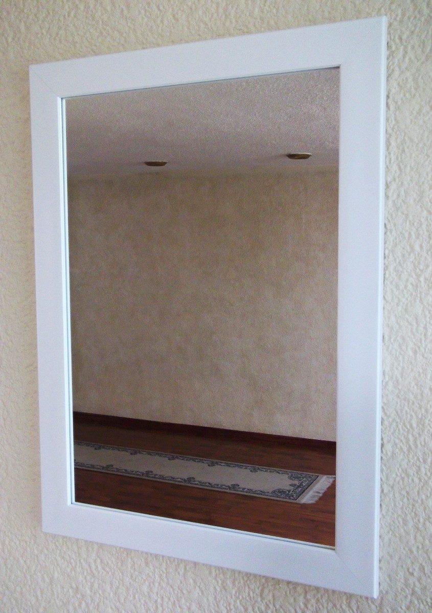 Espejo 70 x 50 cm espejo varios colores con marco 250 for Espejo 120 x 50